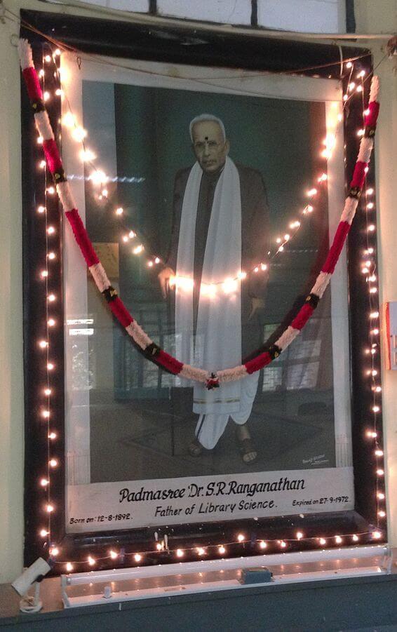 Shiyali Ramamrita Ranganathan