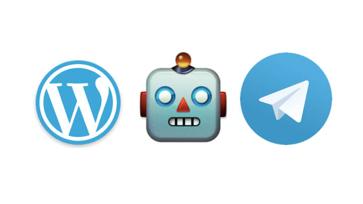 Build Your first Bot powered by WordPress