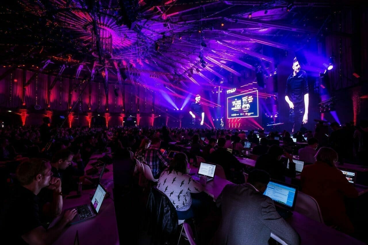 TNW Conference 2017: mom, we're packing our bags to Amsterdam!