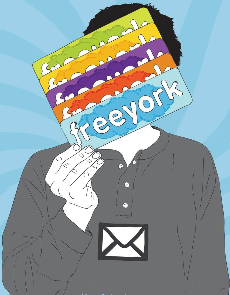 FREEYORK - Illustration