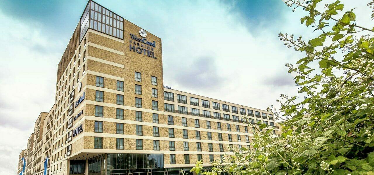 World fashion hotel amsterdam