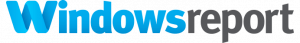Windows Report - Logo