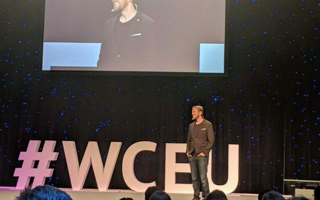 WordCamp Europe 2019: a plagiAIrised report!