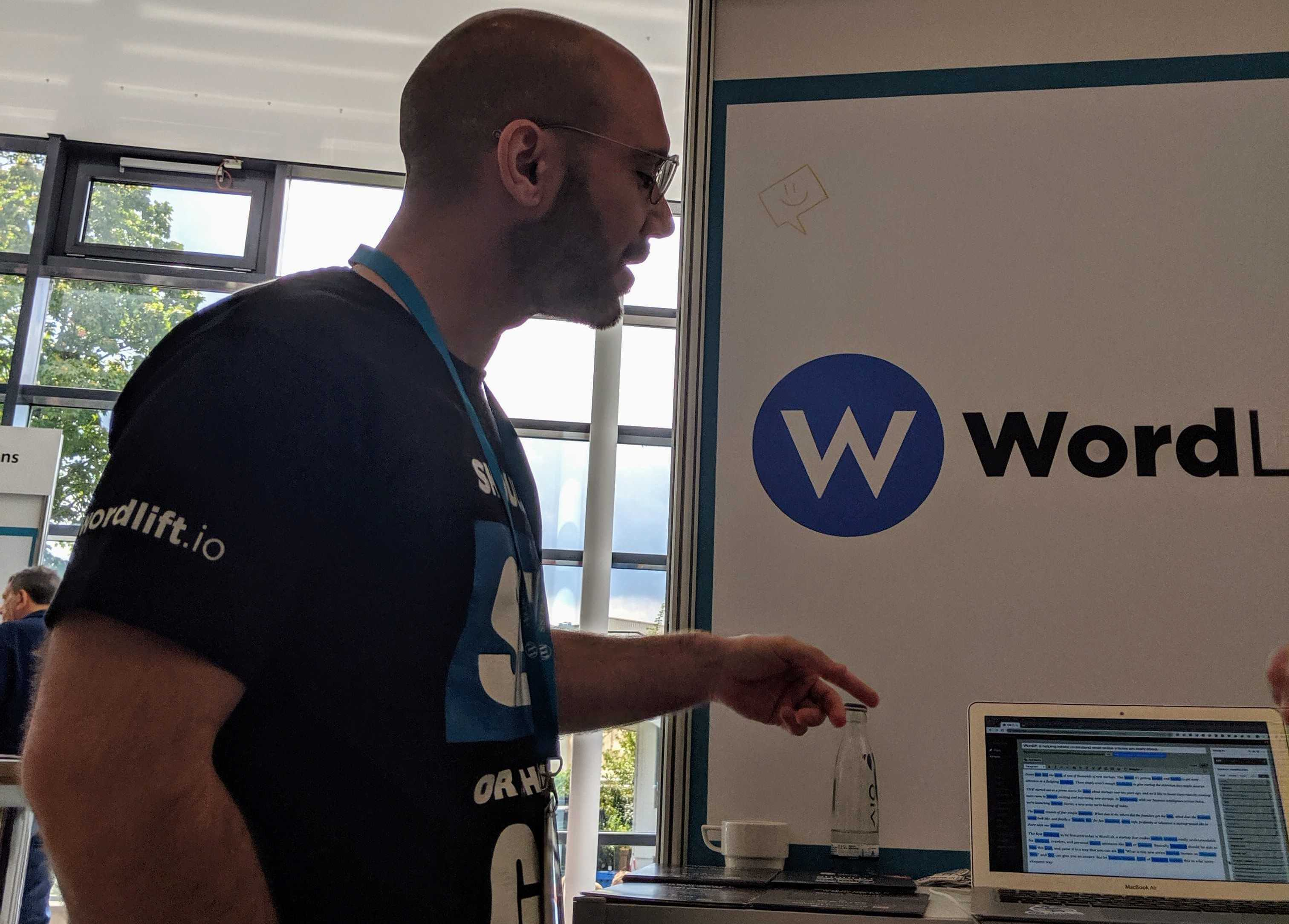 FourWeekMBA at WCEU 2019