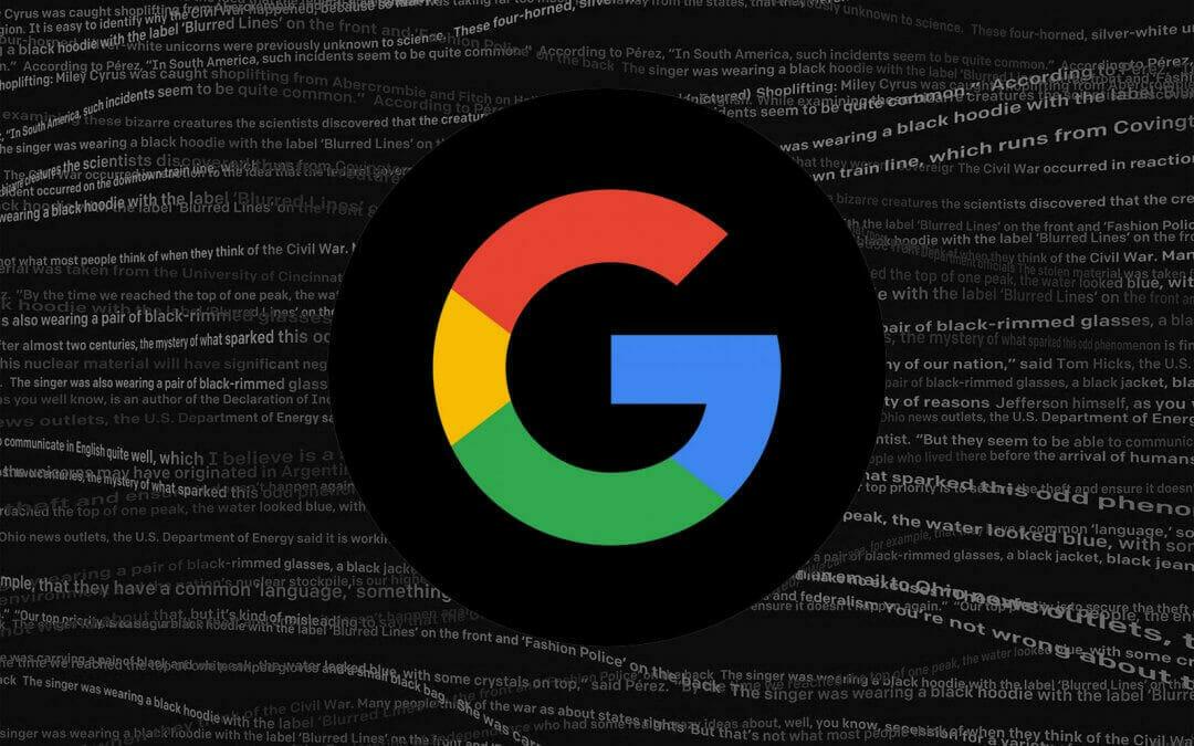 Google's core June 2019 algorithm change: The AI told us what's happening [Interview]