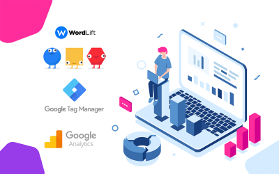 How to integrate WordLift Semantic tracking with Google Analytics via Google Tag Manager