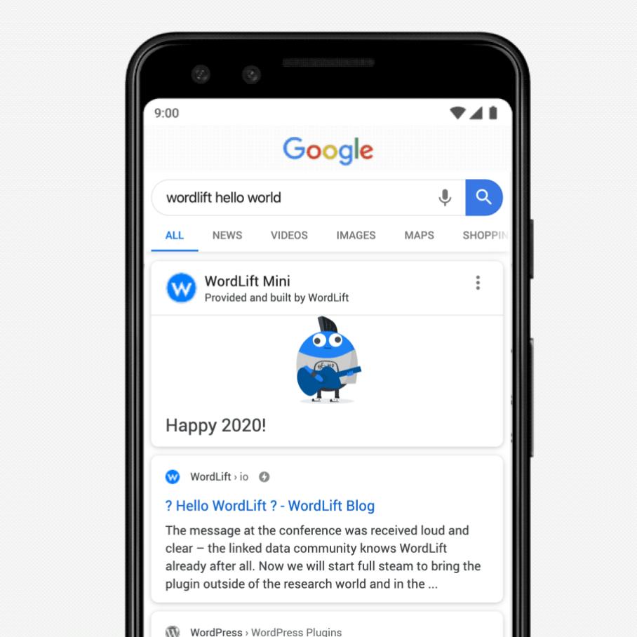 Google Mini Apps