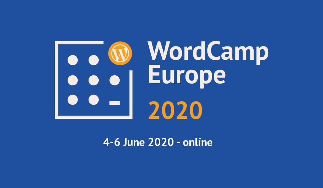 WordCamp Europe 2020