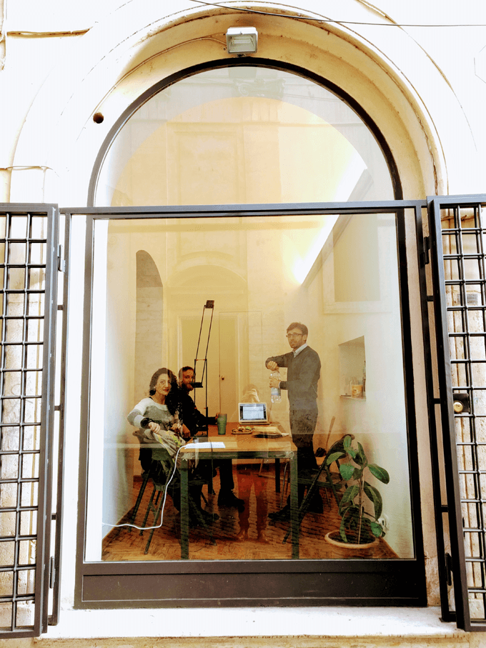 WordLift Headquarters in Rome - Out