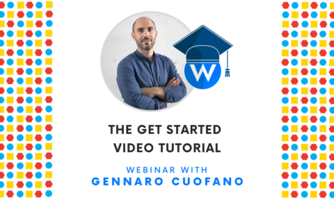 The WordLift Get started Video Tutorial with Gennaro Cuofano