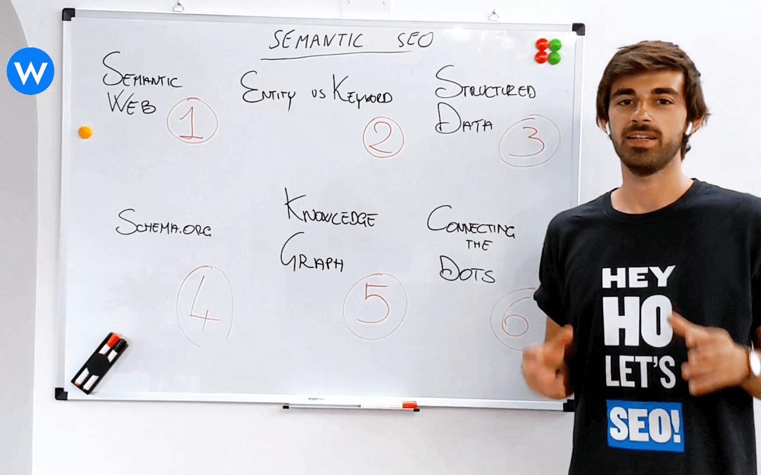 Pillole di SEO Semantica: il corso in 6 video