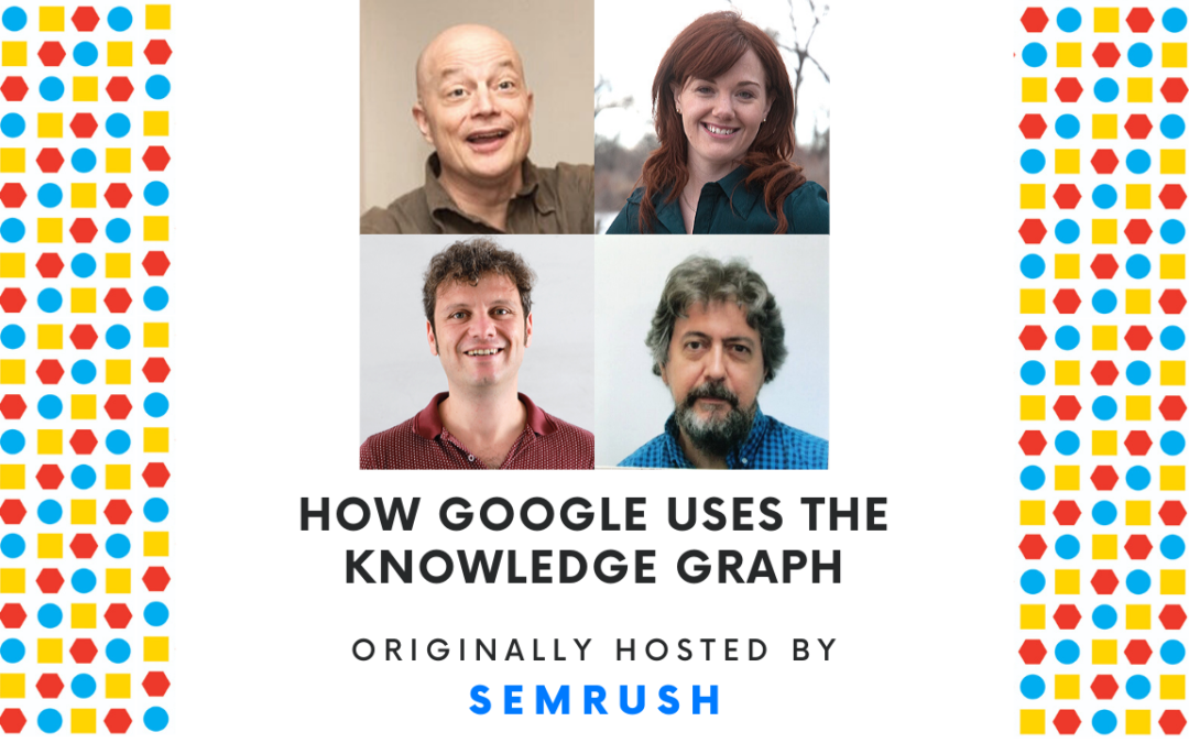 #SEOisAEO episode 9 | How Google Uses The Knowledge Graph