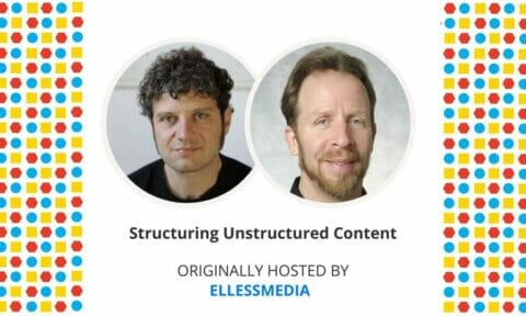 Structuring Unstructured Content - Build your own knowledge graph