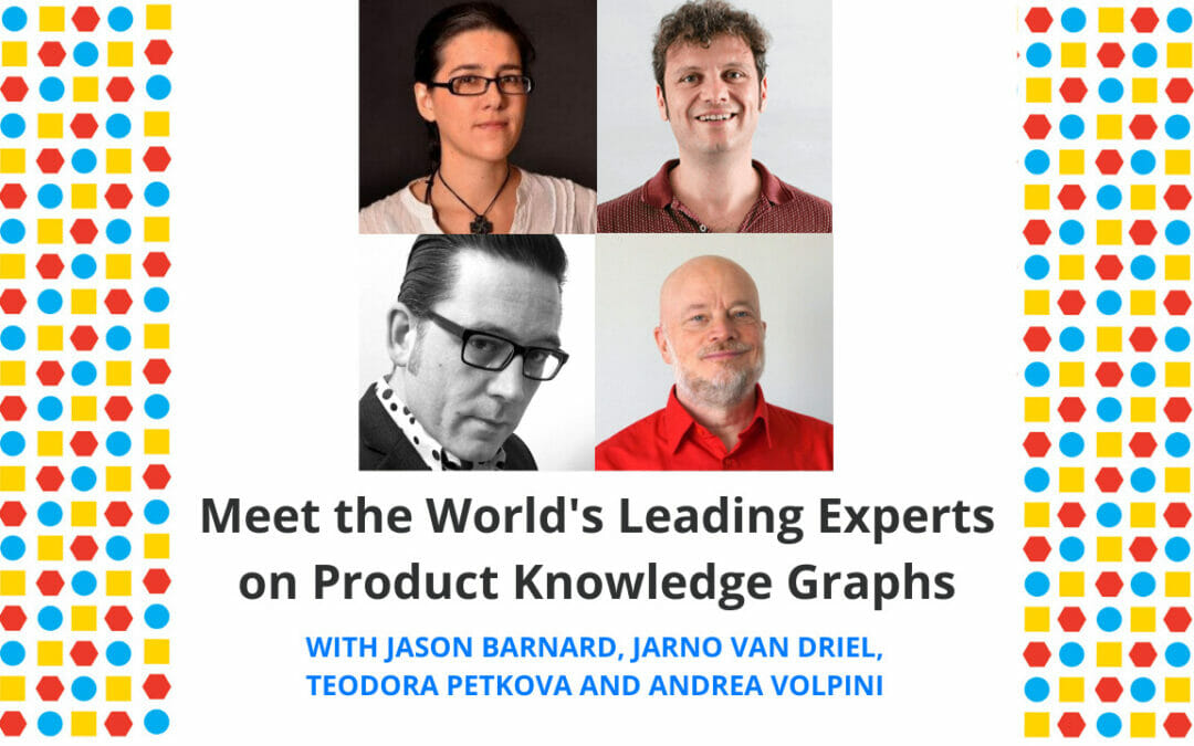 Meet the World's Leading Experts on Product Knowledge Graphs
