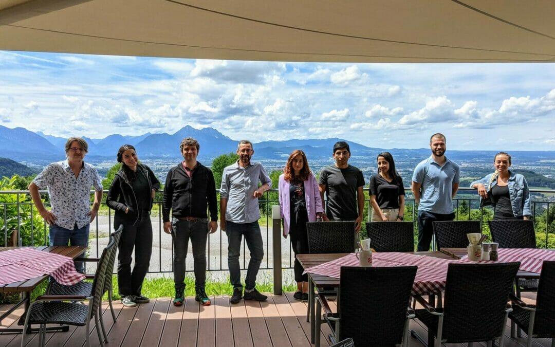WordLiftNG – Consortium workshop in Salzburg